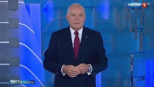 В Сети обсуждают предполагаемый уход Дмитрия Киселева с ВГТРК