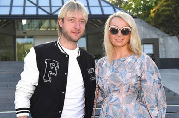 Яна Рудковская и Евгений Плющенко планируют обвенчаться