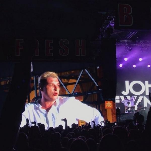 Группа Браво, Джон Ньюман, сочный лимон и терпкий пряный имбирь «поставили на уши» гостей фестиваля BoscoFreshFest