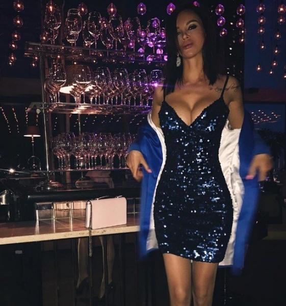 Неприличное платье Анастасии Лисовой подверглось жесткой критике