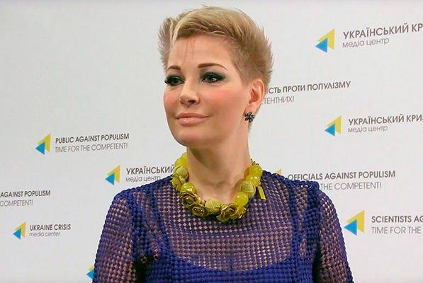 Мария Максакова не против того, что старшие дети живут с отцом