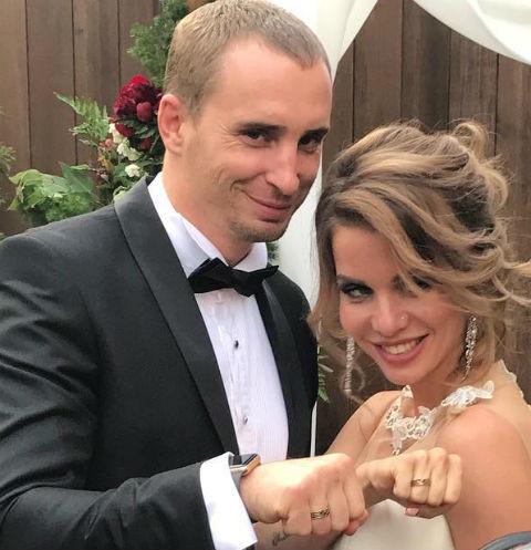 Скандальная звезда «Дома-2» Александра Гозиас вышла замуж