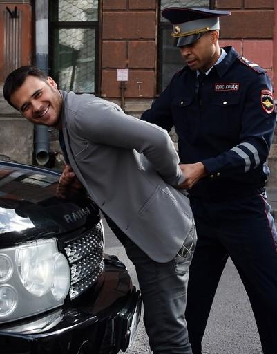 Эмин Агаларов пошел на риск, поддавшись уговорам близкого друга