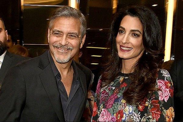 Родители Джорджа и Амаль Клуни поделились тем, на кого похожи двойняшки