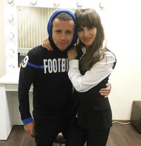 Андрей Губин и Юлия Беретта воссоединились