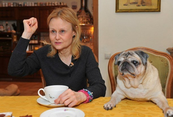 Дарья Донцова готова простить супругу измену