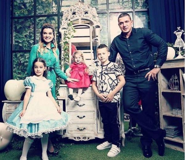 Ксения Бородина поделилась подробностями воспитания детей