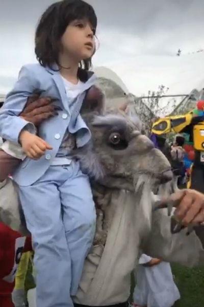 Филипп Киркоров закатил сыну звездную вечеринку
