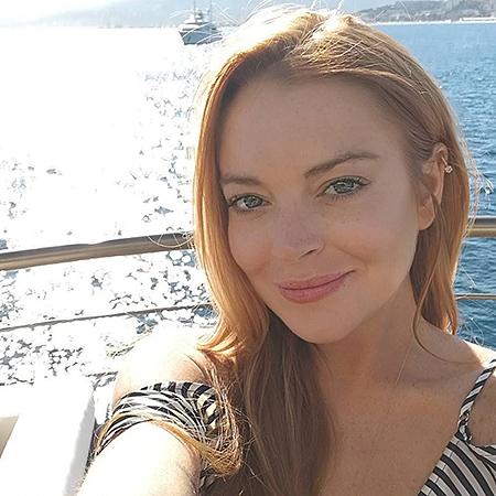 Скандалистка Линдси Лохан запускает линию ювелирных украшений