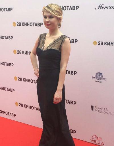 Федор Бондарчук и Паулина Андреева произвели фурор на закрытии «Кинотавра»
