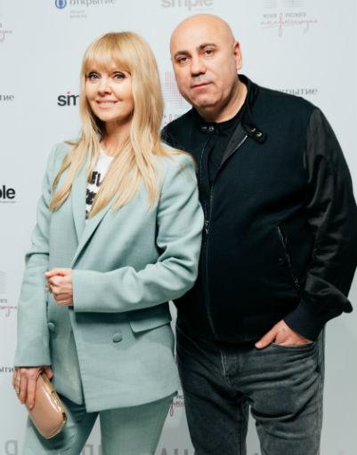 Знаменитости оценили выставку Владимира Спивакова