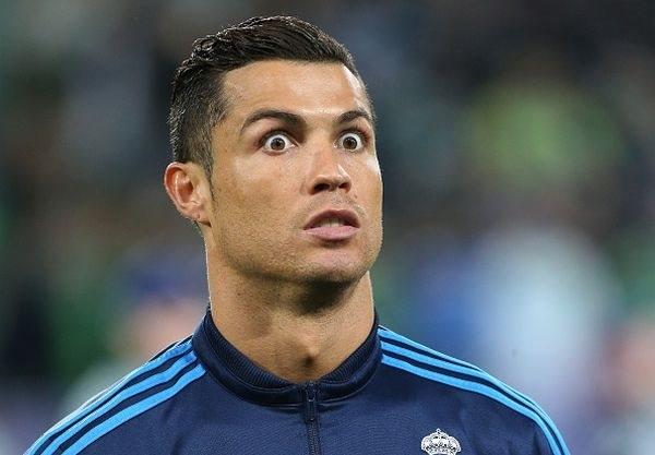 Криштиану Роналду задолжал властям Испании 15 млн евро