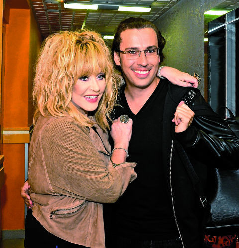 Pugacheva and Galkin bought a house in Cyprus and have received citizenship