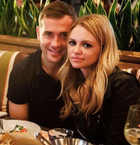 Александр и Милана Кержакова крестили ребенка