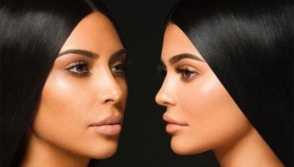 Ким Кардашьян основала собственную косметическую линию