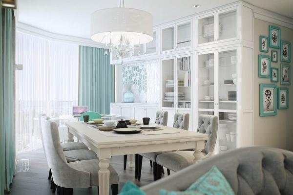 Южный колорит: дизайн квартиры вСочи