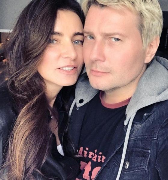 Николай Басков показал жену Крутого без косметики