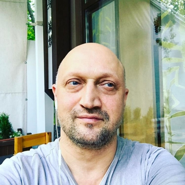 Гоша Куценко снова стал папой