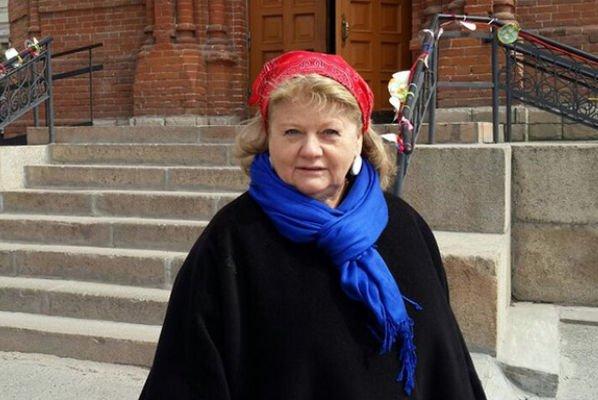 Ирина Муравьева решила похудеть ради детей