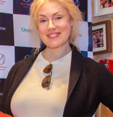 Мария Шукшина занялась воспитанием внука