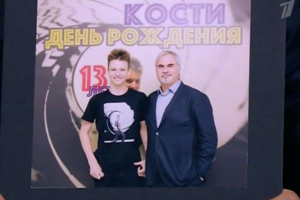 Сын Меладзе и Джанабаевой изощренно обманывает родителей
