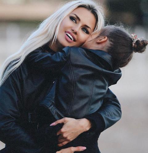 Виктория Боня позволит дочери принять участие в реалити-шоу