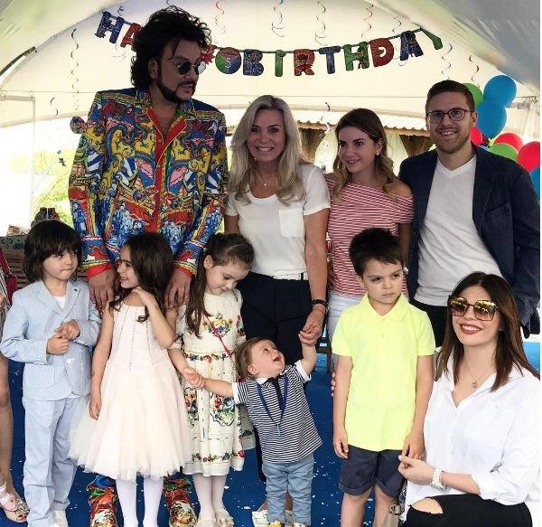 Филипп Киркоров к юбилею сына организовал звездный праздник