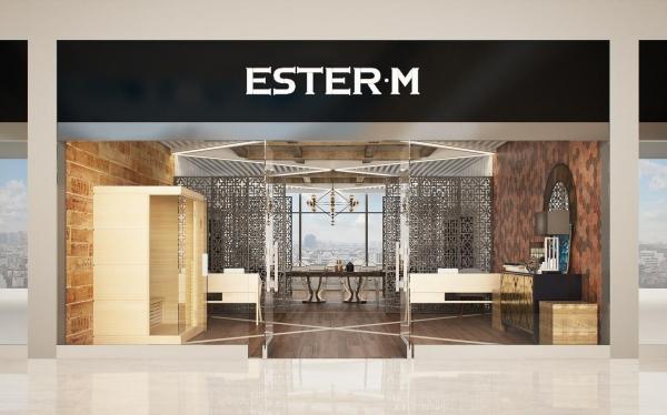 Роскошь нанебольшой площади: интерьер бутика ESTER-M
