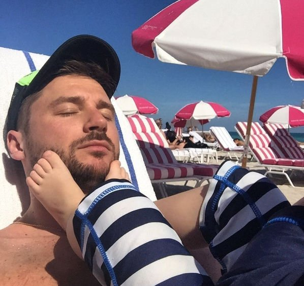 Сергей Лазарев защитит своего сына от любого негатива