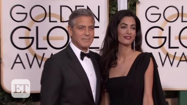Супруга Джорджа Клуни подарила ему близнецов