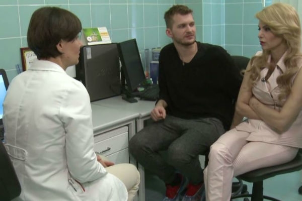 Экстрасенс Татьяна Ларина не может забеременеть из-за конфликтов с родней