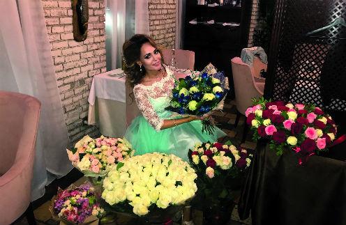 Возлюбленный Анны Калашниковой подарил ей квартиру за 40 миллионов