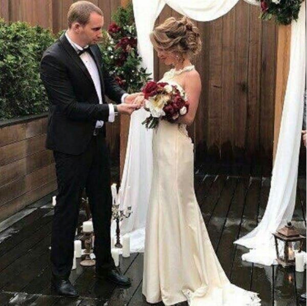 Александра Гозиас официально стала женой Константина Иванова