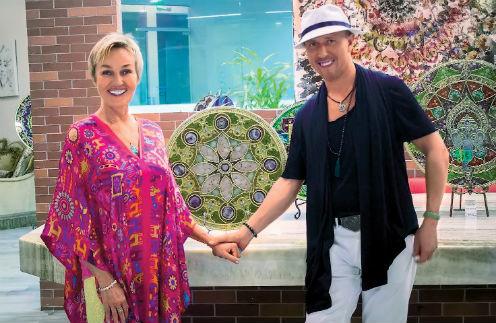 Наталья Андрейченко приняла в дар мандалу души за 6 тысяч евро