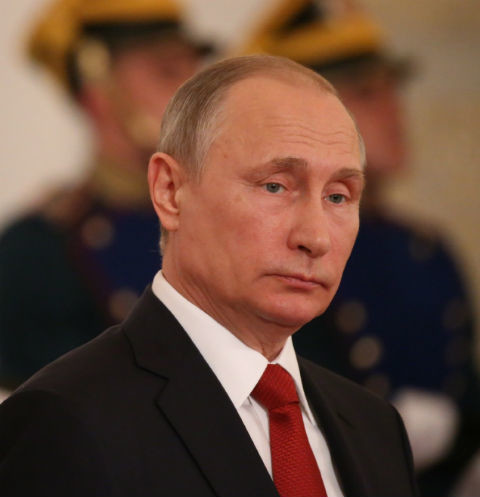Владимир Путин сообщил о рождении внука