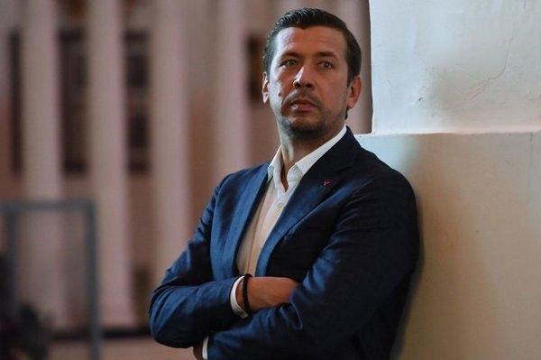 Андрей Мерзликин переживает за отца