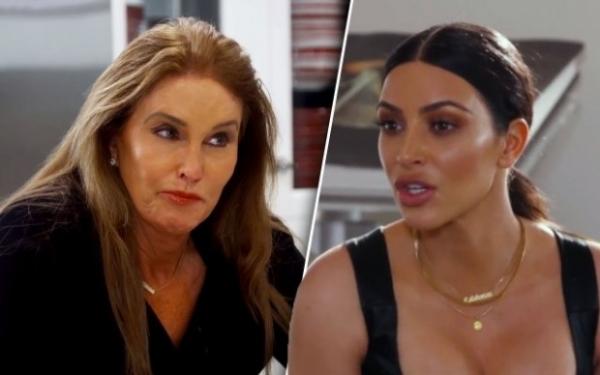 Ким Кардашьян угрожает отчиму расправой