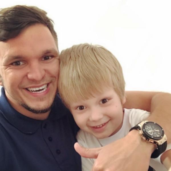 Сын Антона Гусева развлечет гостей на свадьбе отца