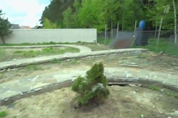 Певица Нюша обновила загородный участок к свадьбе