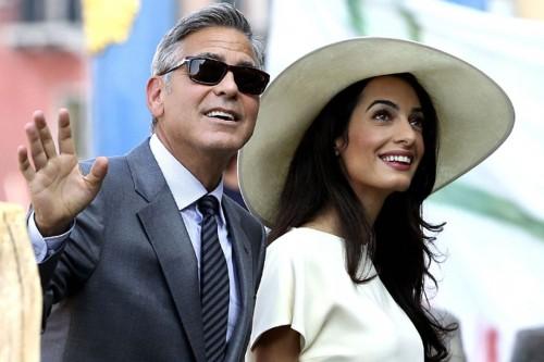 Джордж Клуни засудит журнал за публикацию фотографий близнецов