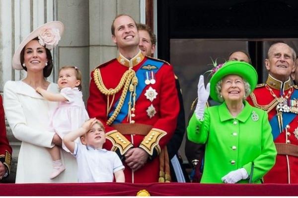Кейт Миддлтон поведала о том, какие отношения у Елизаветы II с правнуками