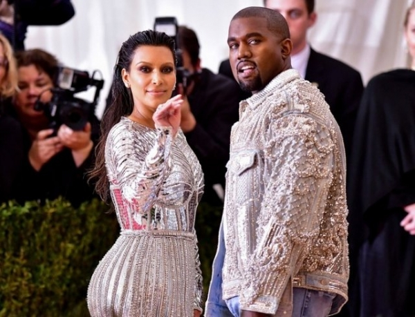 Ким Кардашьян вновь станет мамой