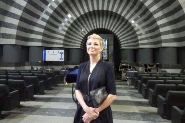 Мария Максакова отказалась от празднования юбилея