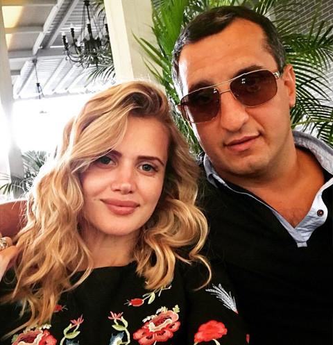 Арарат Кещян станет отцом во второй раз