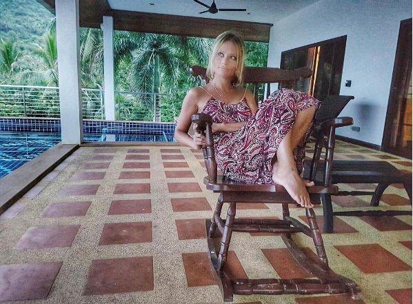 Дана Борисова написала послание экс-супругу