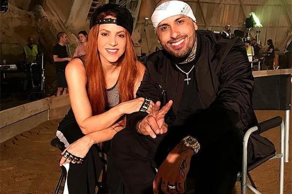 Шакира сменила имидж и превратилась в тинейджера