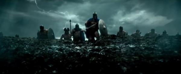 Рецензия на фильм «300 спартанцев: Расцвет империи» / «300: Rise of an Empire» (2013)