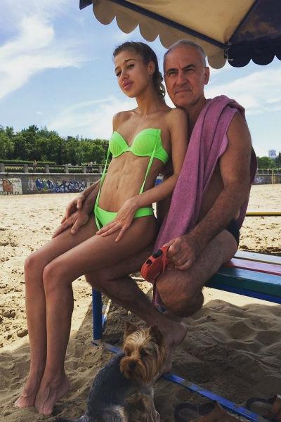 Участница «Дома-2» Мария Кохно чуть не умерла от истощения