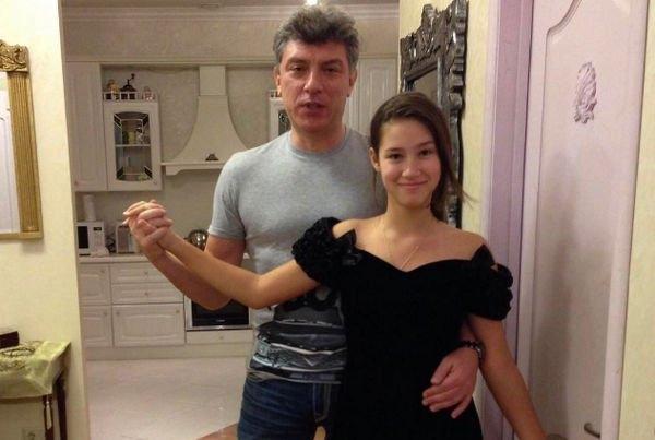 Дина Немцова сообщила о том, как на ее семье отразилась гибель отца