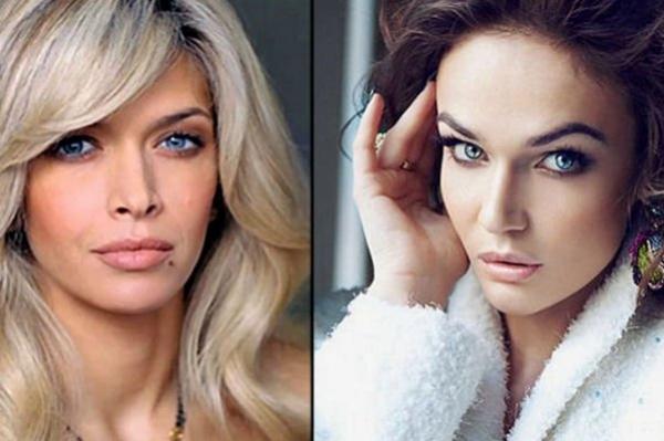 Алена Водонаева и Вера Брежнева игнорируют друг друга